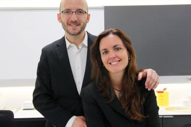 Lluís Vallverdú i Carlota Muñoz